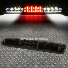 FOR 1999-2007 CHEVY SILVERADO BLACK SMOKED THIRD 3RD LED BRAKE LIGHT CARGO LAMP