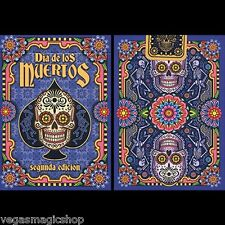 Dia de los Muertos Painted Unbranded Deck Playing Cards Poker Size USPCC 2nd Ed.
