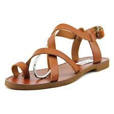 Sandalias y chanclas de mujer planos marrón Steve Madden