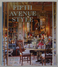 Fifth Avenue Style New York decor by Howard Slatkin furnishings design