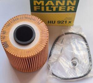 Engine Oil Filter for BMW 3 5 Series E30 E34 E36 11421709514 Mann HU921x