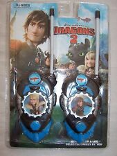 BRAND NEW SIMULATED PHONE WALKIE TALKIE HOW TO TRAIN YOUR DRAGON 2 TELEPHONE TOY