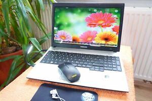 Samsung R519 Aura l 15 Zoll HD l Windows 7 l 4GB RAM l 500GB HDD l DUAL CORE