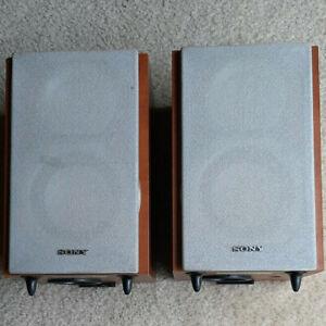 Sony Bookshelf Speakers Model No SS-CEX100
