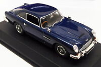 Norev 1/43 Scale Model Car 270504 - 1964 Aston Martin DB5 Coupe - Night Blue