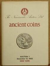 Tradart Ancient coins. Greek, Roman, Byzantine. New York, December 13,1982