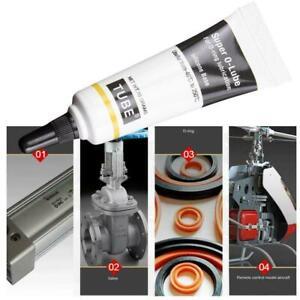 Wasserdichter O-Ring Dichtungsschmierstoff Silikonschmierstoff Fett Kleber M4L8