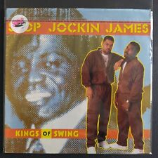 "Kings Of Swing ‎– Stop Jockin James / Microphone Junkie(Vinyl 12"",MAXI 45 TOURS)"