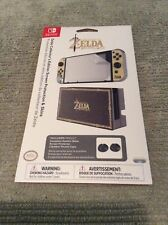 Nintendo Switch Zelda Collector's Edition Screen Protection & Skins - NEW