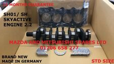 MAZDA 6 2.2 DIESEL SKYACTIV SH ENGINE CRANK SHAFT KIT SH SH01 CX5 3