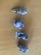 warhammer orcs goblins squigs metal x4