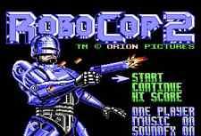 Robocop 2 PAL Complete NES