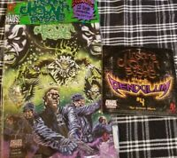 Insane Clown Posse  - The Pendulum 4 Comic Book & CD set twiztid axe murder boyz