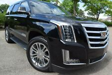 2018 Cadillac Escalade 4X4 Luxury-Edition(Standard Package)