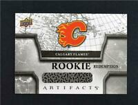 2018-19 UD Upper Deck Artifacts Rookie Redemption #RED185 Calgary Flames