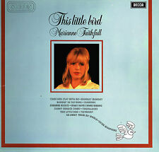 MARIANNE FAITHFULL This Little Bird VINYL LP Decca 6454 027 Netherlands @Mint