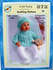1 DOLLS KNITTING PATTERN *ANNABELL* BY DAISY-MAY* No.272