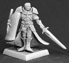 HOLY VINDICATOR - PATHFINDER REAPER miniature rpg jdr paladin plate armor 60111