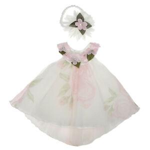 BABY TODDLER GIRLS TULLE DRESS PRINCESS DRESS 6 9 12 18 24 MONTHS