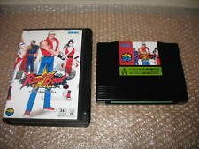 REAL BOUT SPECIAL NEO GEO HOME CART AES IMPORT!