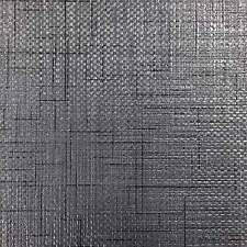 Fabric Dark Grey Matt Porcelain Wall & Floor Tiles - SAMPLE