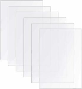 Clear Acrylic Perspex Sheet Cut To Size Panel Sheet Plastic Material
