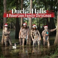 Duck the Halls A Robertson Family Christmas The Robertsons Dynasty Family CD