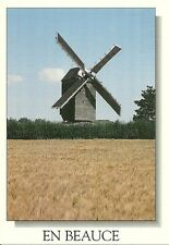 MOULIN à VENT d'YMONVILLE - Carte postale couleurs neuve - Beauce + EURE ET LOIR