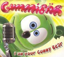"""I Am Your Gummy Bear by Gummib""""r (CD, Nov-2007, 4 West Records)"""