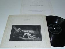 JOY DIVISION Closer - 1980 SPAIN LP - Rare SPAIN release RARE