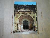 carte postale santillana del mar (santander) collegiale