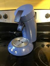 PHILIPS SENSEO HD 7810 BLUE GOURMET COFFEE MAKER  2 CUP POD