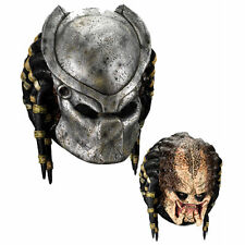 Rubies Alien Vs Predator Avp Predator Deluxe Adult Overhead Latex Mask 4149