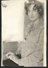1927 INGEBORG VON LUCKNER, GENE HACKMAN & RICHARD CRENNA Vintage Original Photo