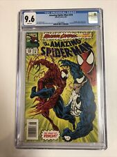 Amazing Spider-Man (1993) # 378 (CGC 9.6 WP) | Rare Newsstand Edition