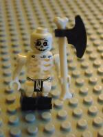 Genuine Lego Ninjago Bonezai Seleton Mini Figure njo008