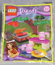 Lego Friends Promo Polybag 561505 Picknick Picnic Grill Tassen Kekse NEU NEW RAR