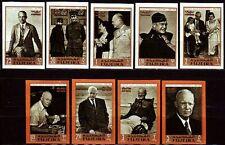 Fujeira 1969 ** Mi.365/73 B Dwight D. Eisenhower