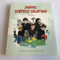 SHINee Surprise Vacation Travel Note 01 PHOTOBOOK