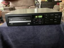 1985 Adc Cd-100X Compact Disc Cd Player Bsr - Tested Vgc Vintage Audio Nr