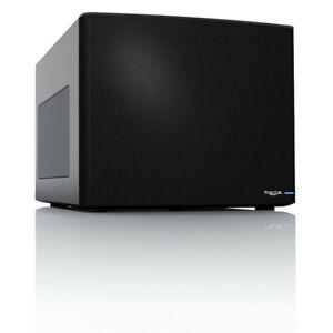 Fractal Design Node 304 Black Mini tour, Mini ITX / Mini DTX, sans alim., Noir,