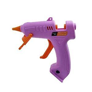Cordless Hot Glue Gun, USB Rechargeable Mini Hot Melt Glue Gun with Sticks