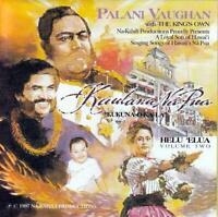 Hawaii Hula CD Palani Vaughan with King