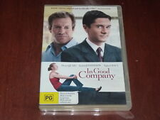 In Good Company - R4 DVD Comedy Scarlett Johansson