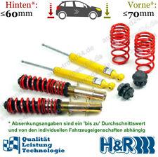 Monotube Fahrwerk 40-70mm, 20-60mm Tieferlegung ua.: VW New Beetle Cabriolet 1Y7