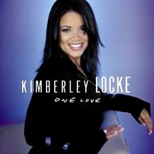 One Love by Kimberley Locke (CD, May-2004, Curb) WORLD SHIP AVAIL