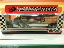 1992 Matchbox SUPERSTAR TRANSPORTERS CY109  new old store stock # TEXACO