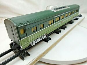 AMERICAN FLYER S GAUGE 48924 NORTHERN PACIFICVISTA DOME COACH NEW IN BOX #8924