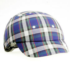 New Lazer Cityzen Road Urban Bike Helmet Blue Tartan L/XL