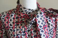 Diane von Furstenberg silk dress, Size 4, AUS 8, NWOT